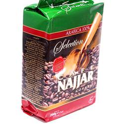 Najjar Turkish Coffee with Cardamom 200g. by Najar